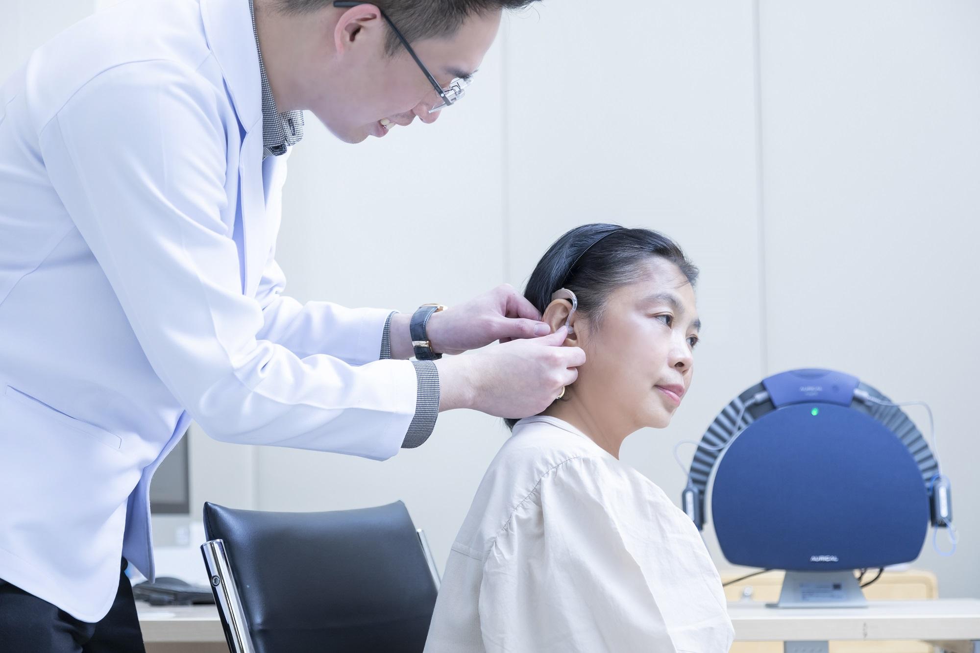 ศูนย์หู คอ จมูก โรงพยาบาลศิริราช ปิยมหาราชการุณย์