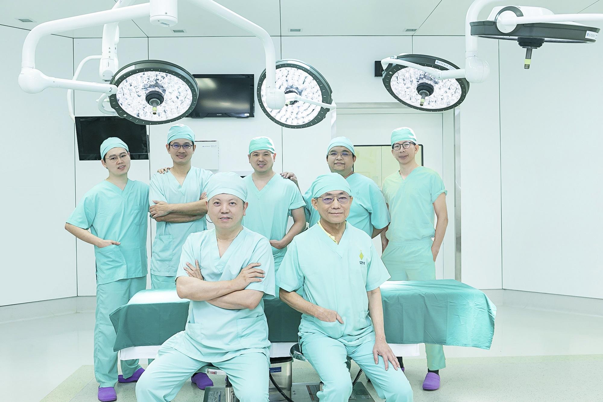ศูนย์ผิวหนังและศัลยกรรมตกแต่ง โรงพยาบาลศิริราช ปิยมหาราชการุณย์